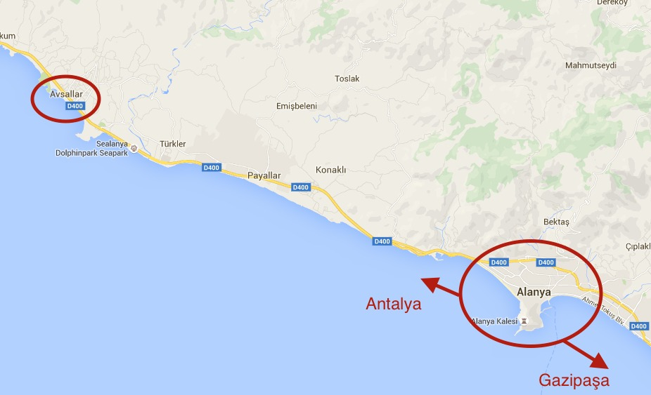 Property in Alanya