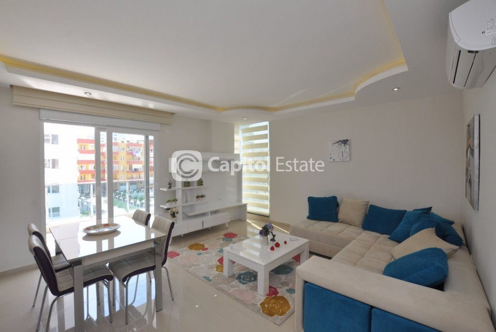 Affordable 1 Bedroom Apartment In Alanya