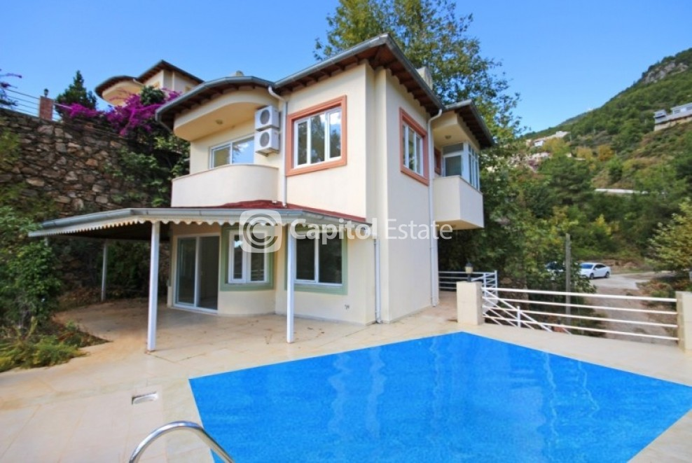 4 bedroom large bargain family villa in alanya must see for Extremely cheap houses