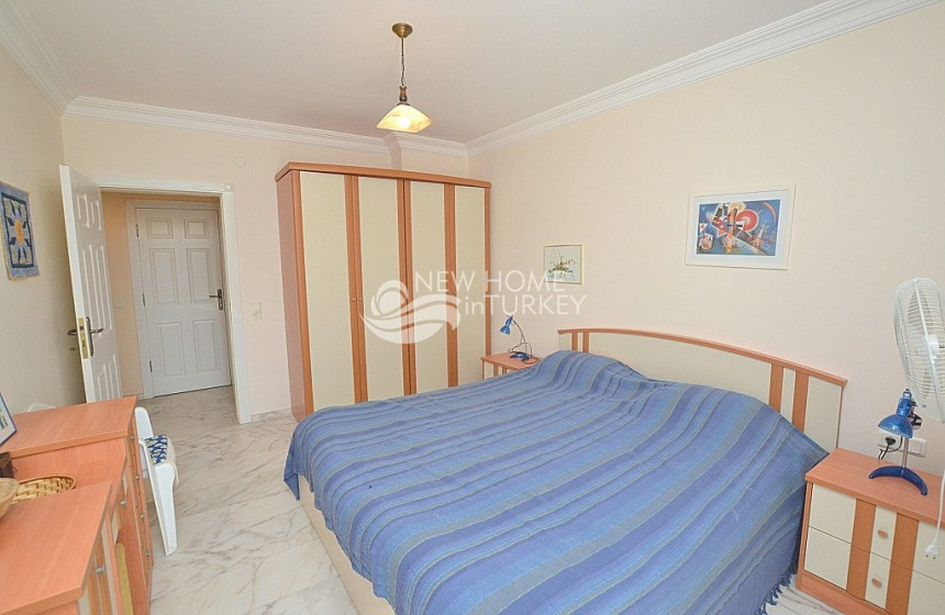 Spacious Fully Furnished 2 Bedroom Apartment In Alanya